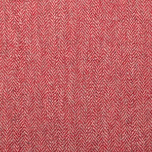 Bold Red Herringbone, BH12002