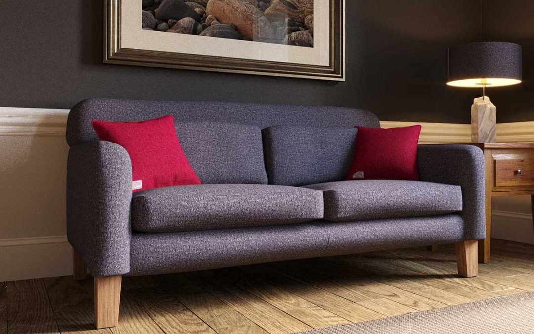 Combining Harris Tweed heritage with bespoke contemporary design for a lifetime of luxury living