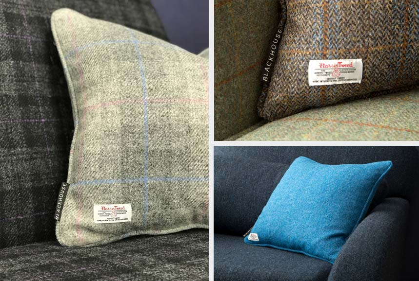 The Diverse nature of Harris Tweed